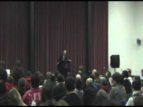 Peter Kreeft Speaks at Rutgers on Faith & Science - Q&A