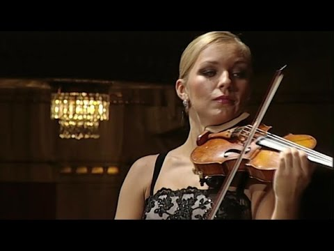 Beethoven: Kreutzer-Sonate - excerpts (Lidia Baich / Fletzberger)