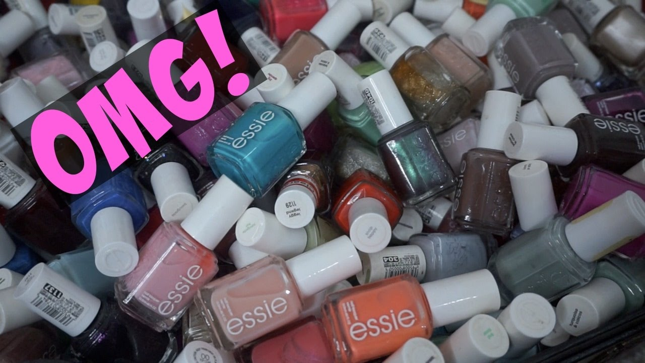Nail Polish Collection-Essie | My Favorites & Not So Favorites ...