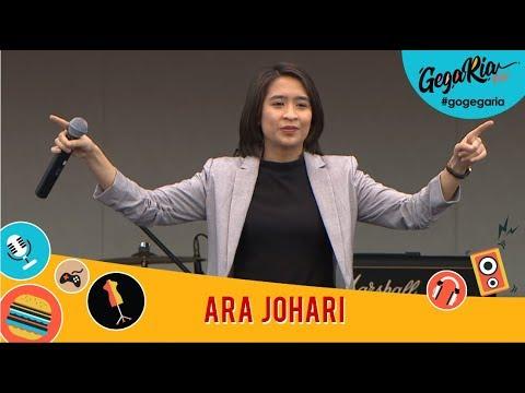 #GegariaFest | Ara Johari
