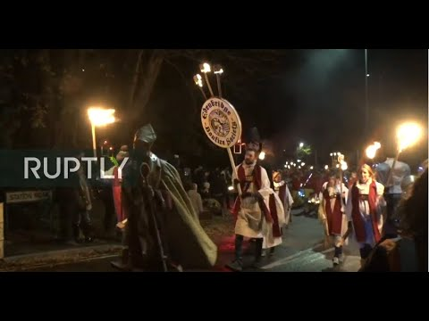 LIVE: Effigy Of UK Parliament Speaker John Bercow To Be Burnt In Kent