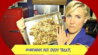 MY DRUNK KITCHEN: Homemade Rice Crispy T...