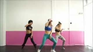 SEAN PAUL - Roll wid da don - Dancehall Choreography by Aya