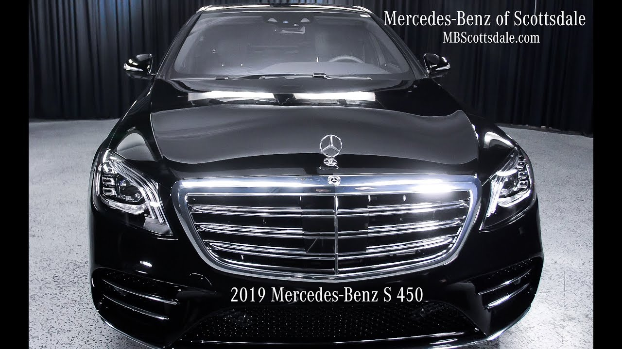 The Majestic 2019 Mercedes Benz S450 Review And Walkaround From