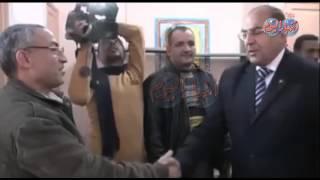 محافظ سوهاج افتتاح السجل المدني بشطورة بطهطا