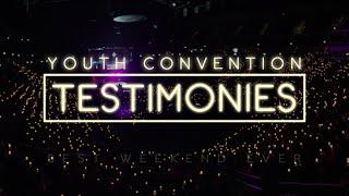 #PDYMBestWeekend Testimonies