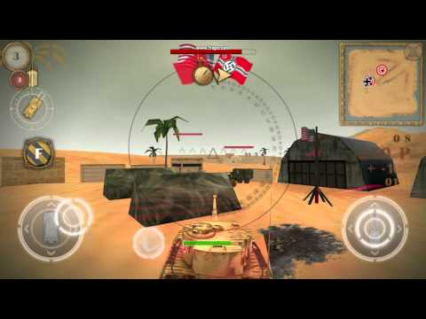 Battle Killer Tiger Android Game Trailer