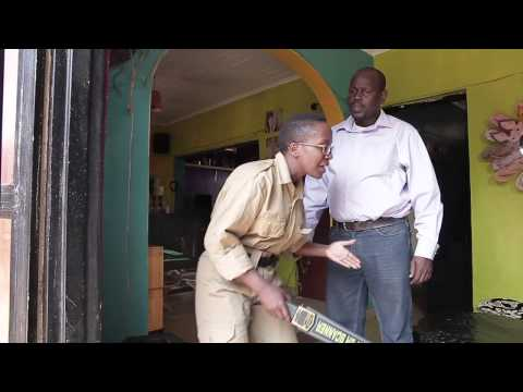 Video: Kansiime Anne Detains Terror Threat
