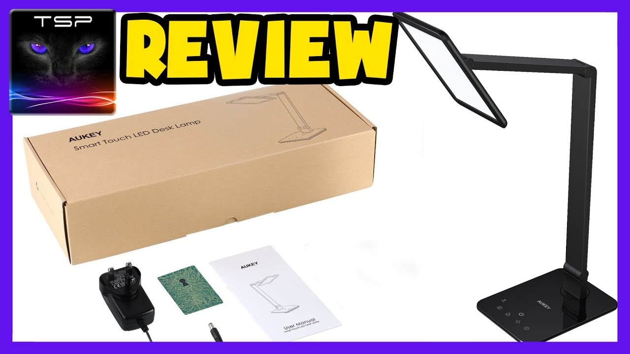 Aukey Multifunction Adjule Led Desk Lamp Review You
