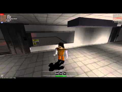 SCP moive part 1 (ROBLOX)
