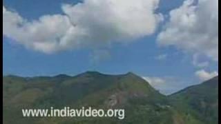 Munnar hills destination travel Idukki Kerala