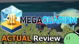 Megaquarium (ACTUAL Game Review) [PC]