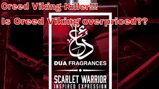 Is Creed Viking overpriced??? Dua Scarlet Warrior vs Creed Viking