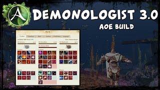 ArcheAge - Demonologist 3.0 - my best AoE farming build!