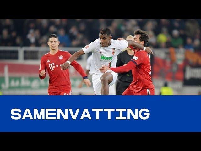 HIGHLIGHTS   FC Augsburg - Bayern München