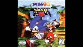 "Sonic R ""Super Sonic Racing"" Soundtrack Music"