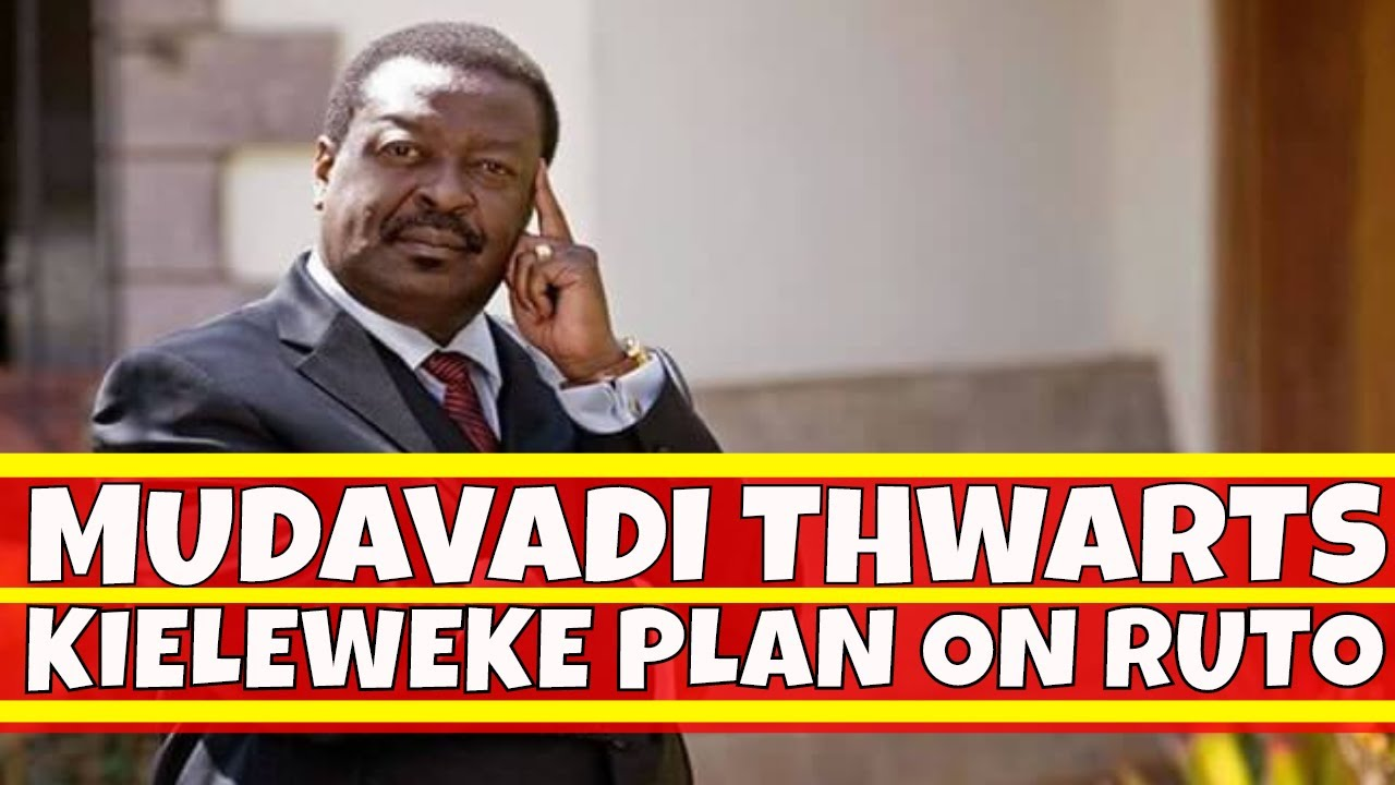 Musalia Mudavadi Thwarts Uhuru and Raila allies Plans against Ruto in Luhya Nation