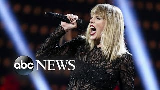 Taylor Swift announces her new single and album