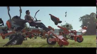 Husqvarna Zero-Turn Mowers TVC