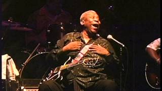 BB KING I Been Downhearted 2004 LiVe