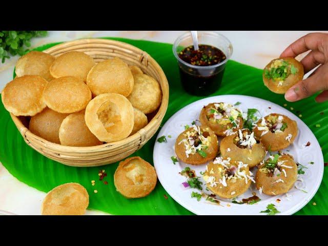 পারফেক্ট ফুচকা (১০০% ফুচকা ফুলবে ও কুড়মুড়ে হবার টিপস সহ রেসিপি) | Fuchka Recipe | Bangladeshi Fuchka