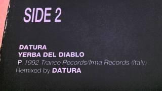DATURA - Yerba Del Diablo - DMC Remix Año 1992