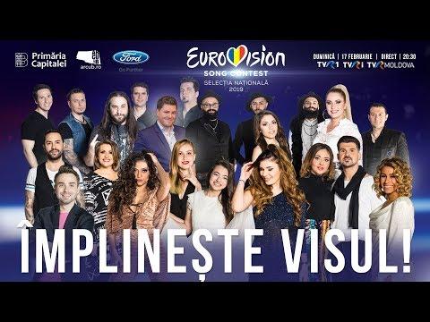 Finala Eurovision România 2019 - prima parte | LIVE