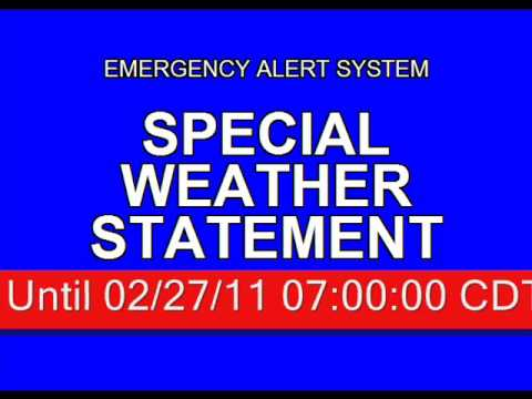 Special Weather Statement 22611