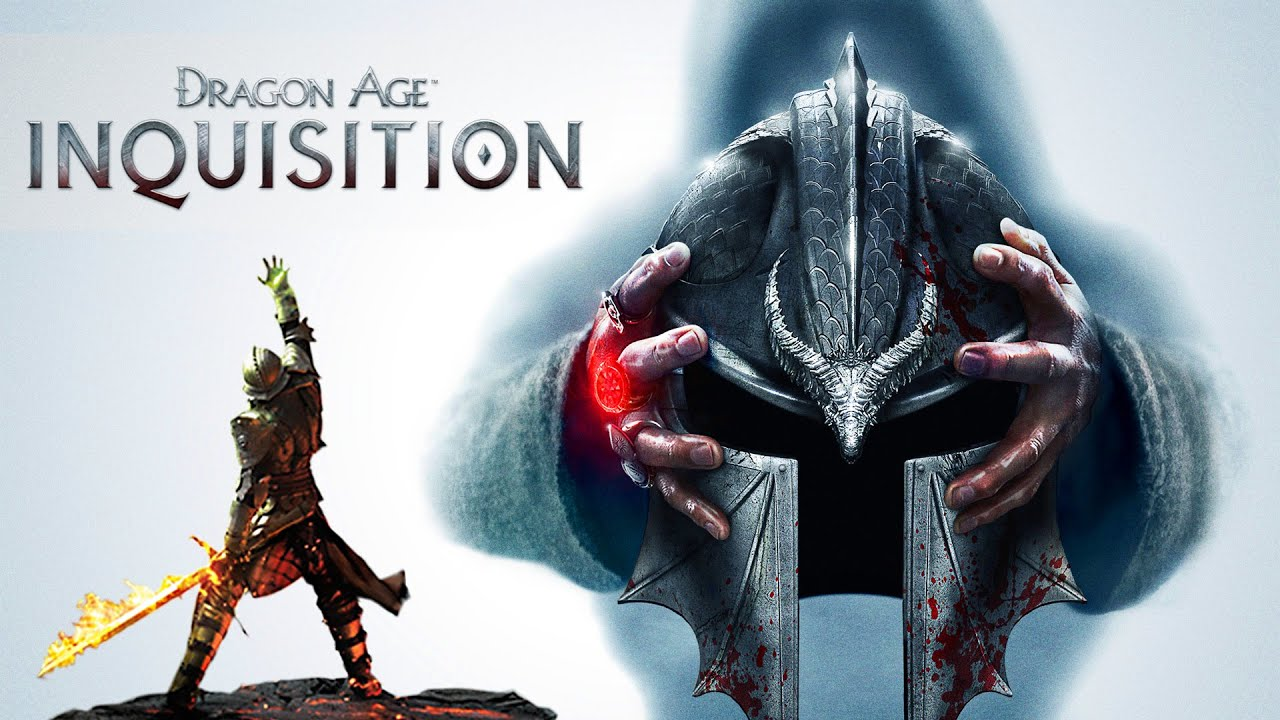 Dragon age inquisition]   ep 25   la chambre forte de valammar [fr ...