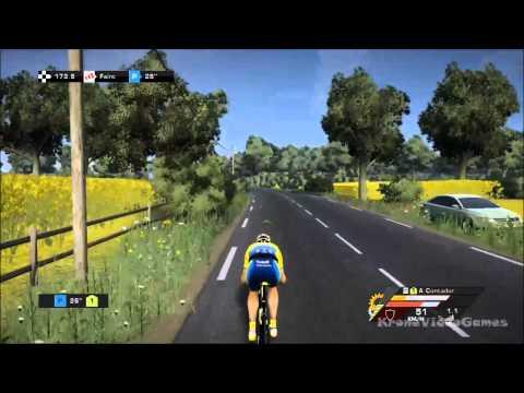 Tour De France 2014 Gameplay [HD]