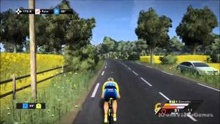 Tour De France 2014 Gameplay [HD]