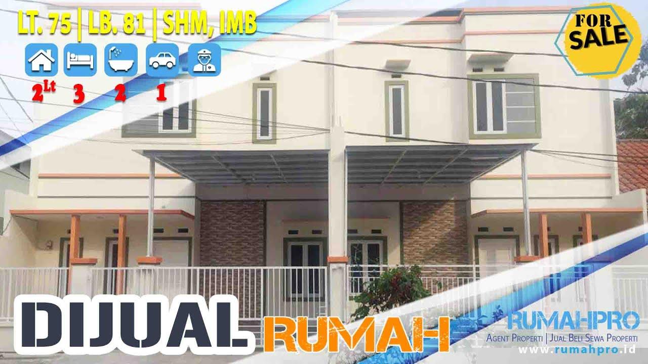 Rumah di Villa Mas Indah Bekasi Utara - YouTube