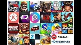 Top 22 apps y juegos hackeados leer descripción