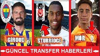 2019-transfer haberleri-TRANSKOLİK  FB-GS-BJK (garry rodrigues-al ıttıhad transferi)
