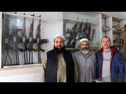 Silah Pazarı Ve Üretim Yerlerine Gittim - PAKİSTAN