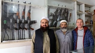 Gun Market and Production Place in Pakistan