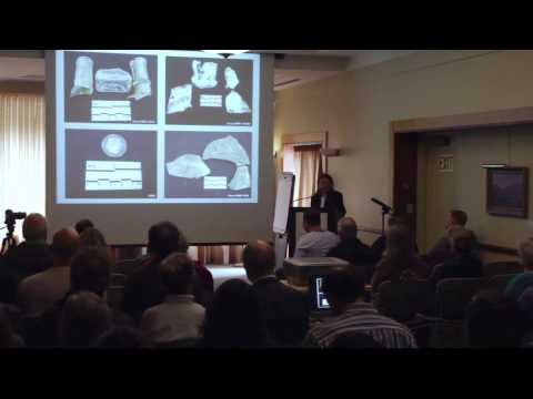 Archaeological Finds Presentation at the Oregon Historical Society