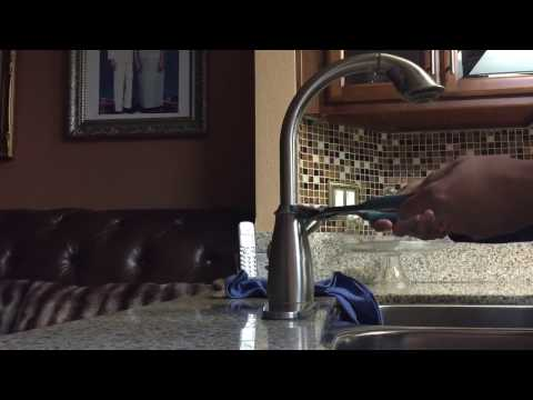 repair-moen-loose-kitchen-faucet-in-2-minutes-with-plyer