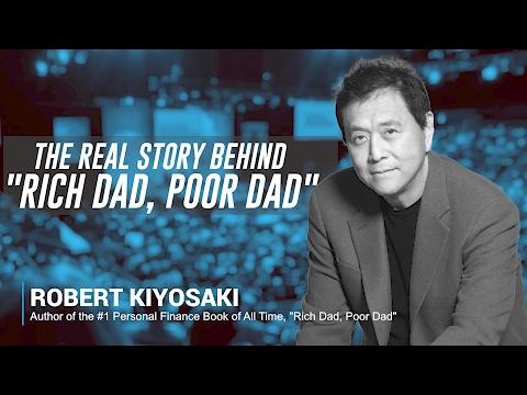 "[Robert Kiyosaki] The REAL story behind ""Rich Dad, Poor Dad"" Mp3"