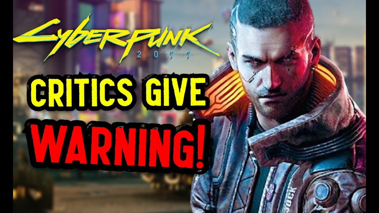 PC version of Cyberpunk 2077 now features an epilepsy warning