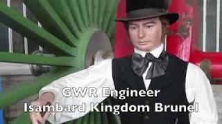 GWR Steam Museum Swindon Wiltshire England 2018