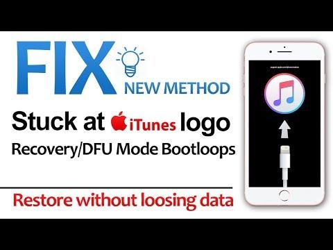 Stuck logo itunes,iphone 5,dan cara memperbaikinya.