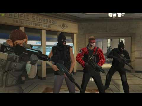 """GTA V """" Full Pacific Bank Hiest 2017"""" ( No Lose Money )"""