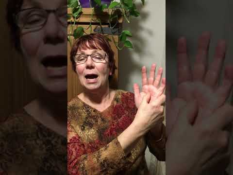 Hand Reflexology Techniques by Dr. Lynn Paulhus - In Balance Mobile Reflexology