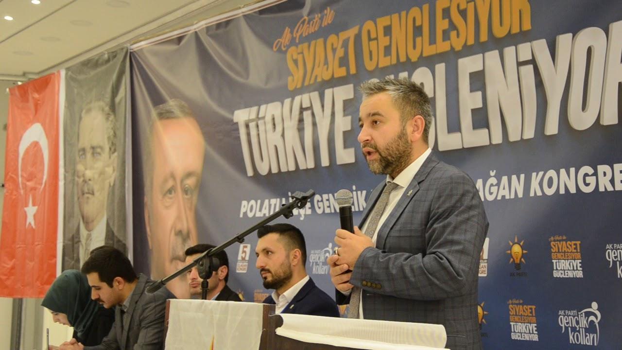 AK Partili Gençler Yola Ünal İle Devam Edecek