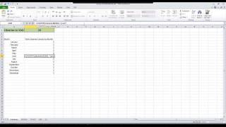 Microsoft Excel - Tips and Tricks