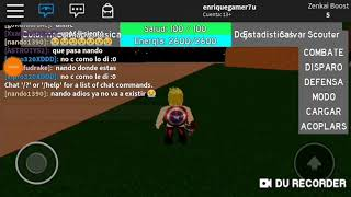 TROLLEANDO SERVERS EN DRAGON BALL RAGE (ROBLOX) #1👍🏻