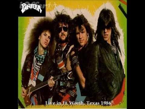 PANTERA  - Heavy Metal Rules -1984