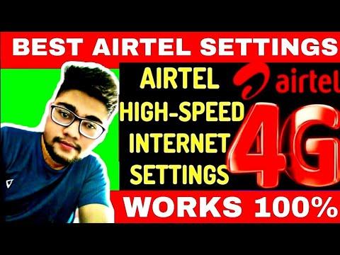 Airtel Apn Settings 4g 2019 Airtel Internet Settings For Android Airtel Net Speed Setting 2 New Apn