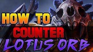 Dota 2 How to Counter Lotus Orb